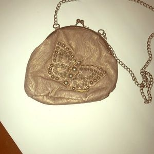 Other - Small Purse with Butterfly on front